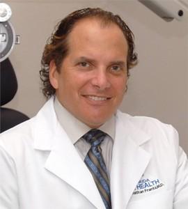 Dr Jonathan Frantz Offers Bladeless Laser Cataract Surgery