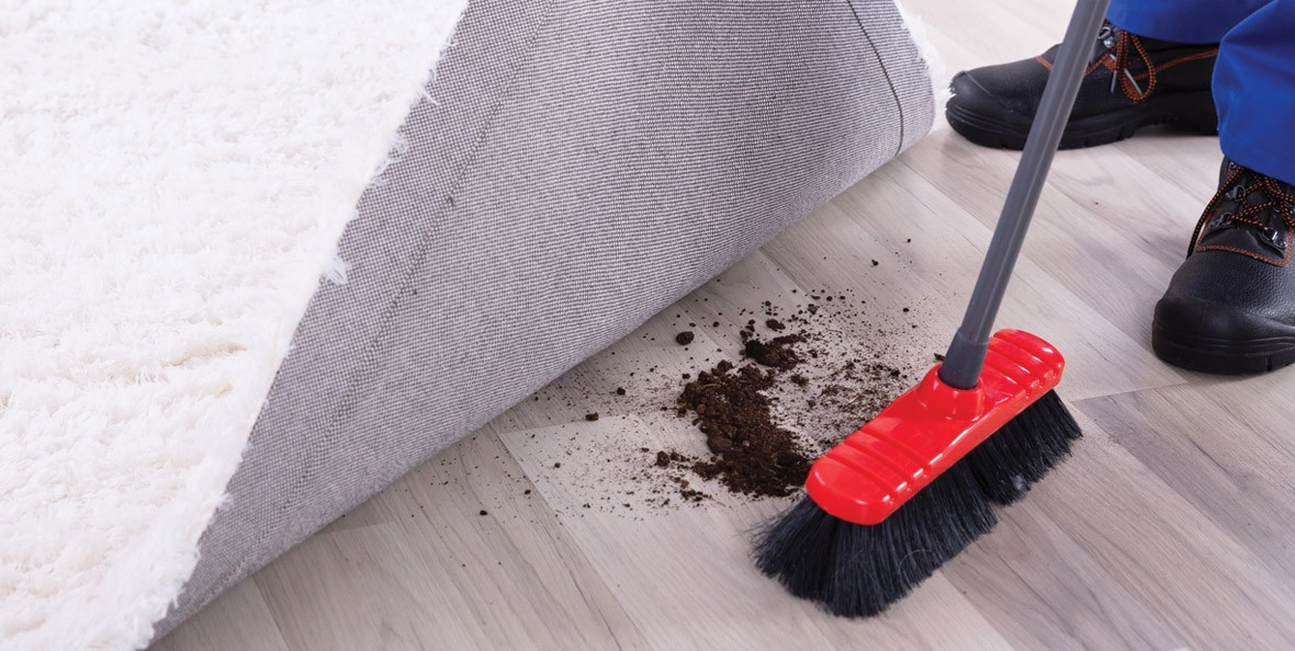Photo of Your Cleaning Service May Be Sweeping More Than Just Dirt Under The Rug