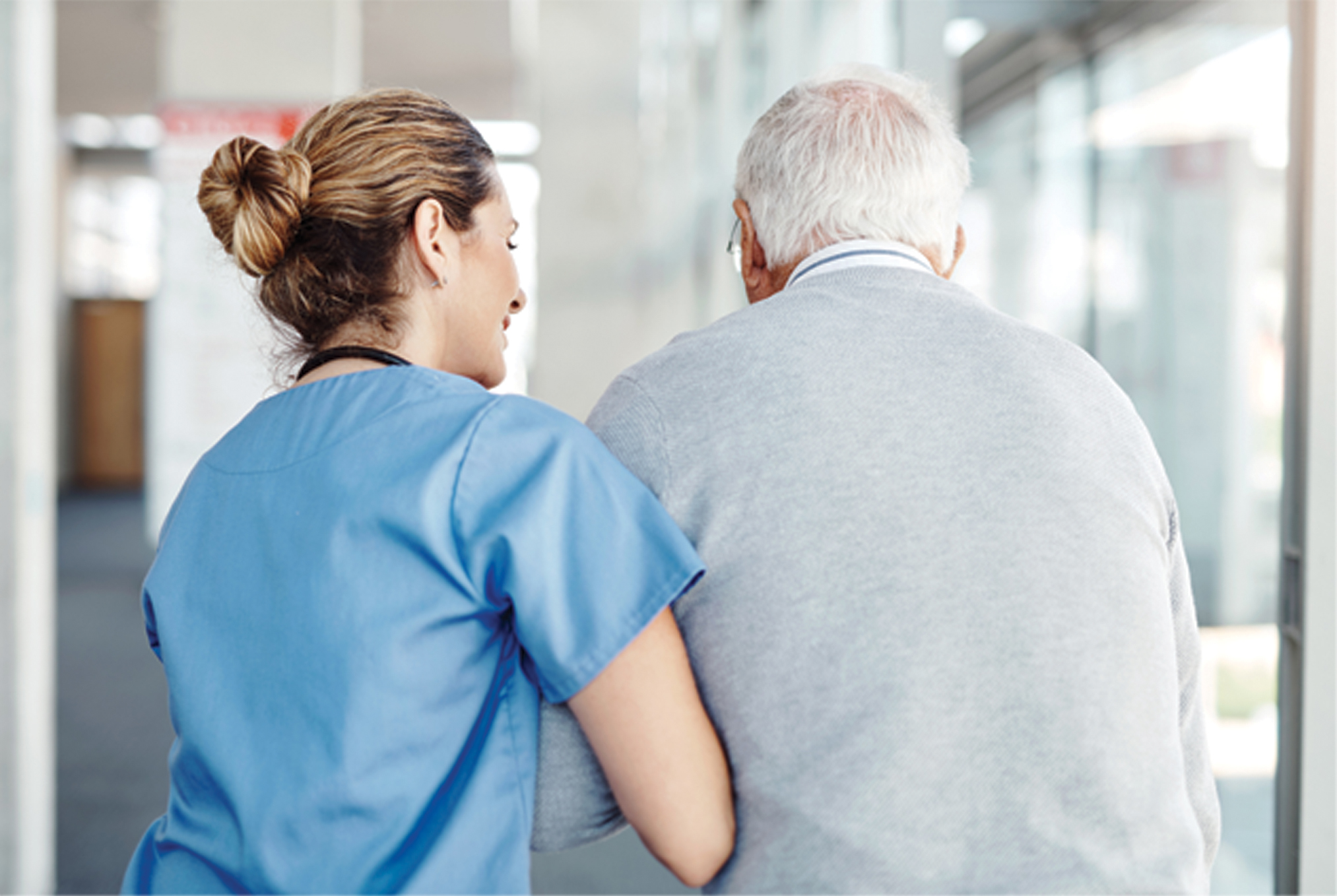 Photo of Fall Injuries Emerge as a Major Cause of Readmissions