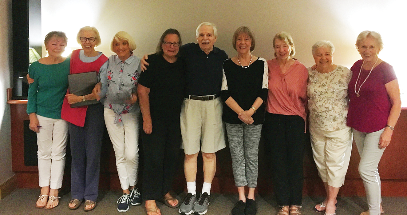Photo of Theater and the Arts May Improve Brain Health Carlisle Residents Partner with The Naples Players for Acting Series