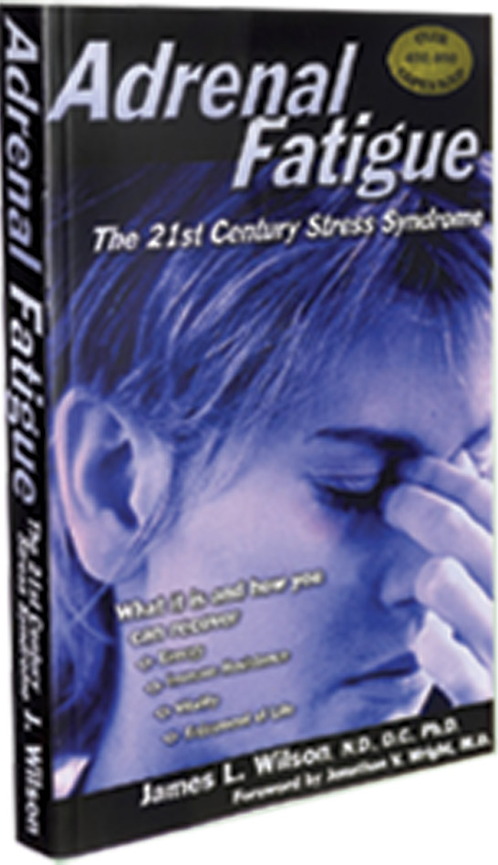 Photo of Adrenal Fatigue – The 21st Century Stress Syndrome