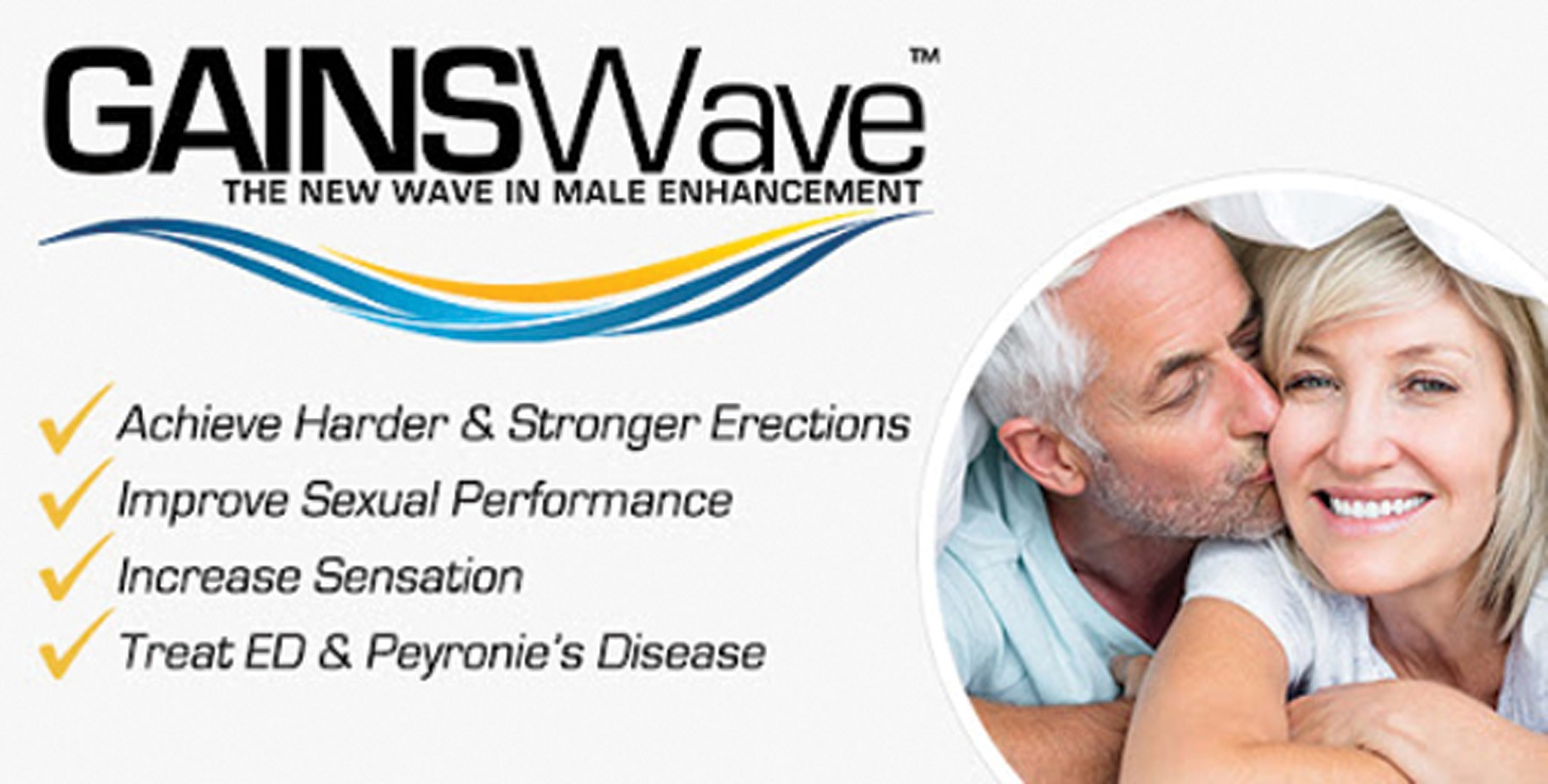 Photo of GAINSWave is Making Headlines Due to its Ability to Prevent & Treat ED