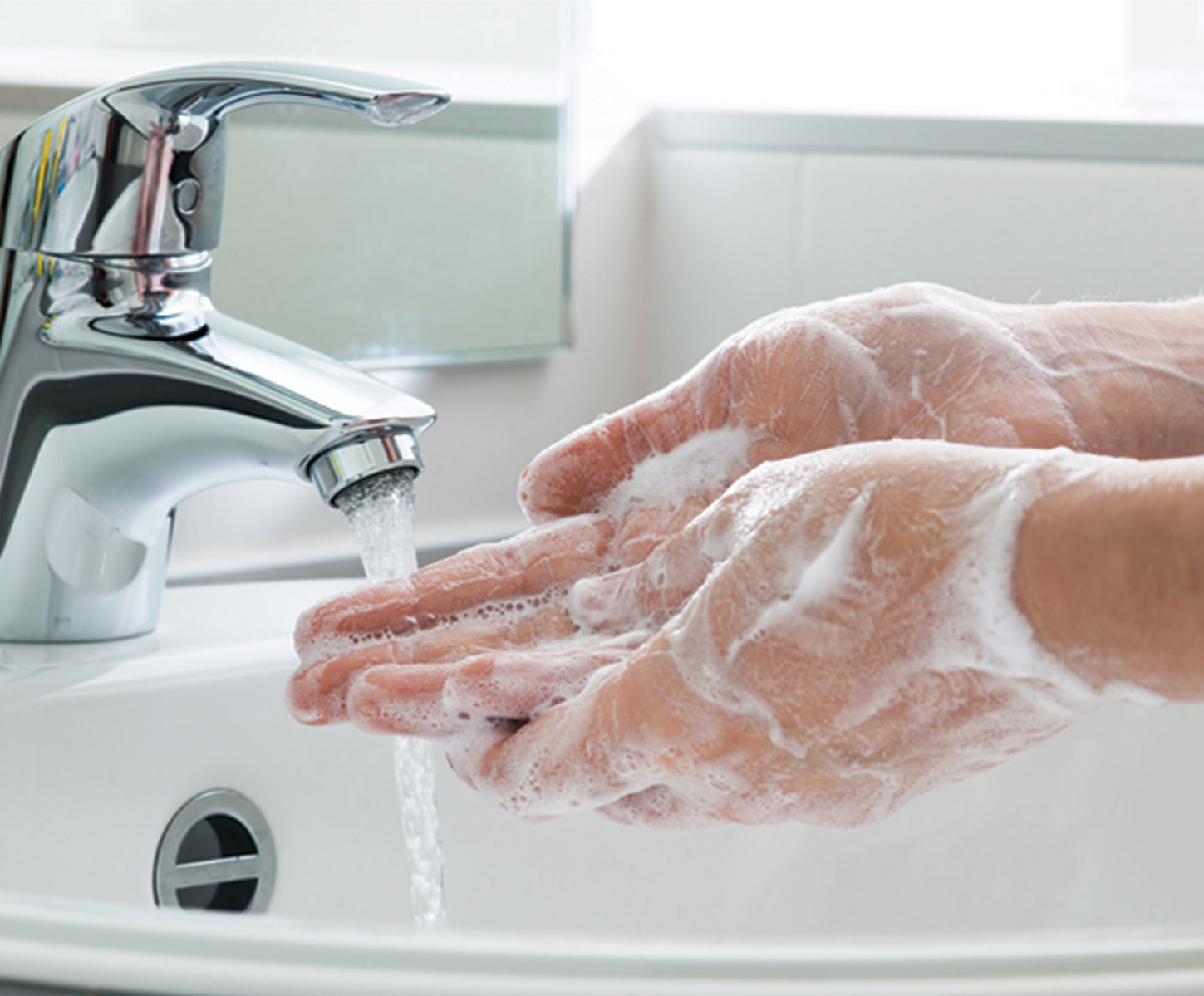 Photo of Has Hand Washing Left Your Hands Dry and Cracked?