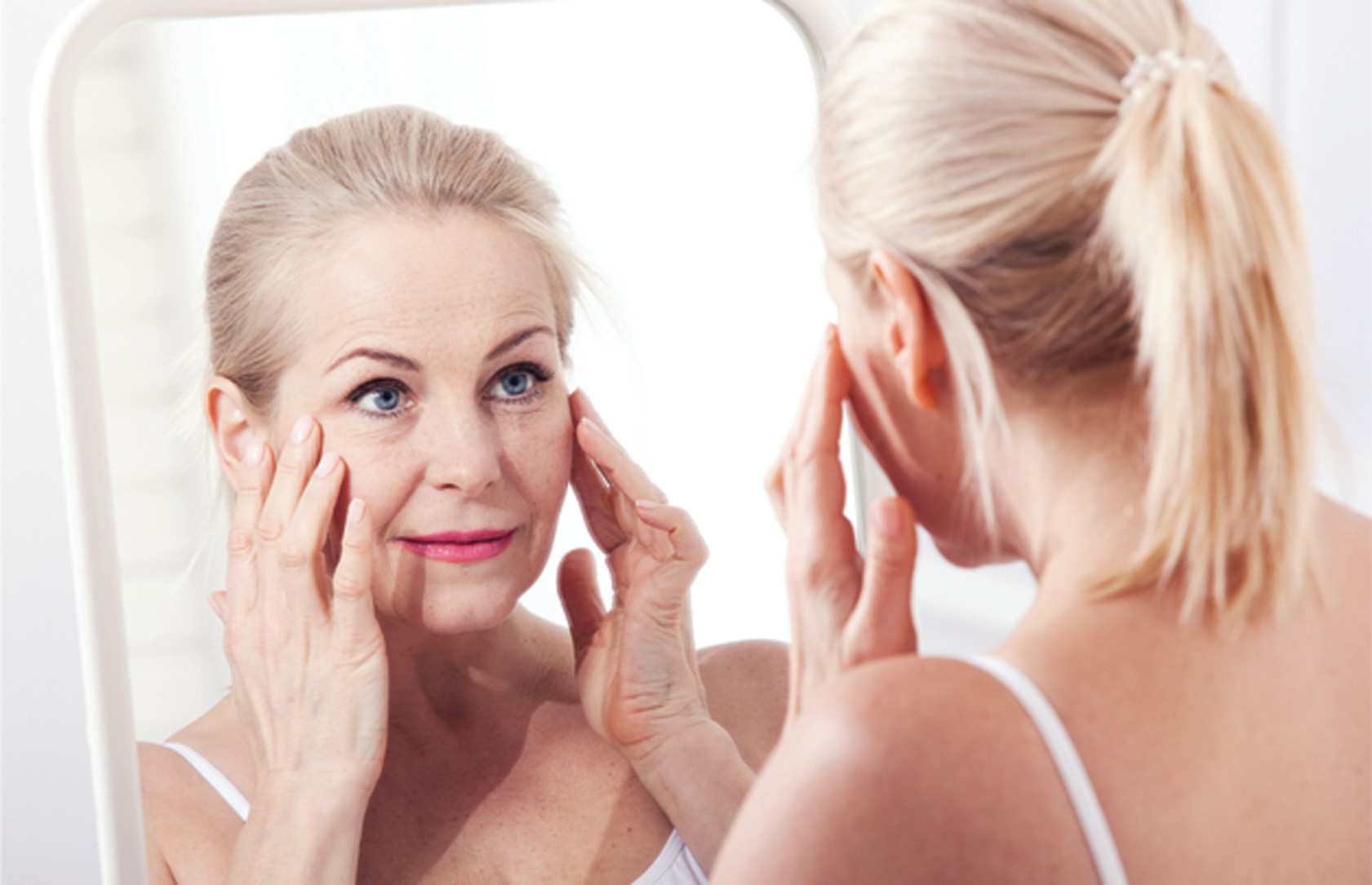 Photo of Non-Surgical Face Lift Alternative Antiaging Procedures