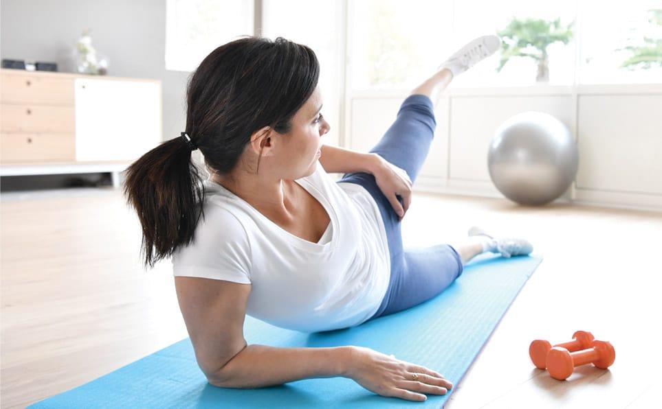 10 indoor exercises
