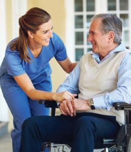 Helping Patients Live with Parkinson's