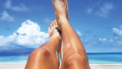 Photo of Sunscreen On Your Feet?