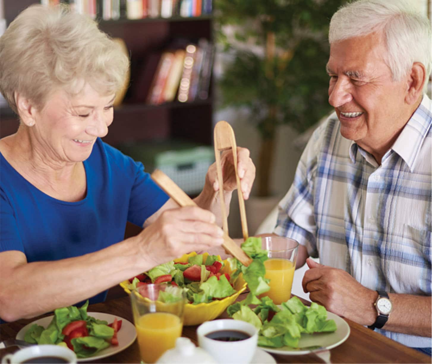 At-Home Nutrition Interventions