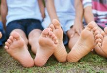 Photo of Going barefoot? Beware!