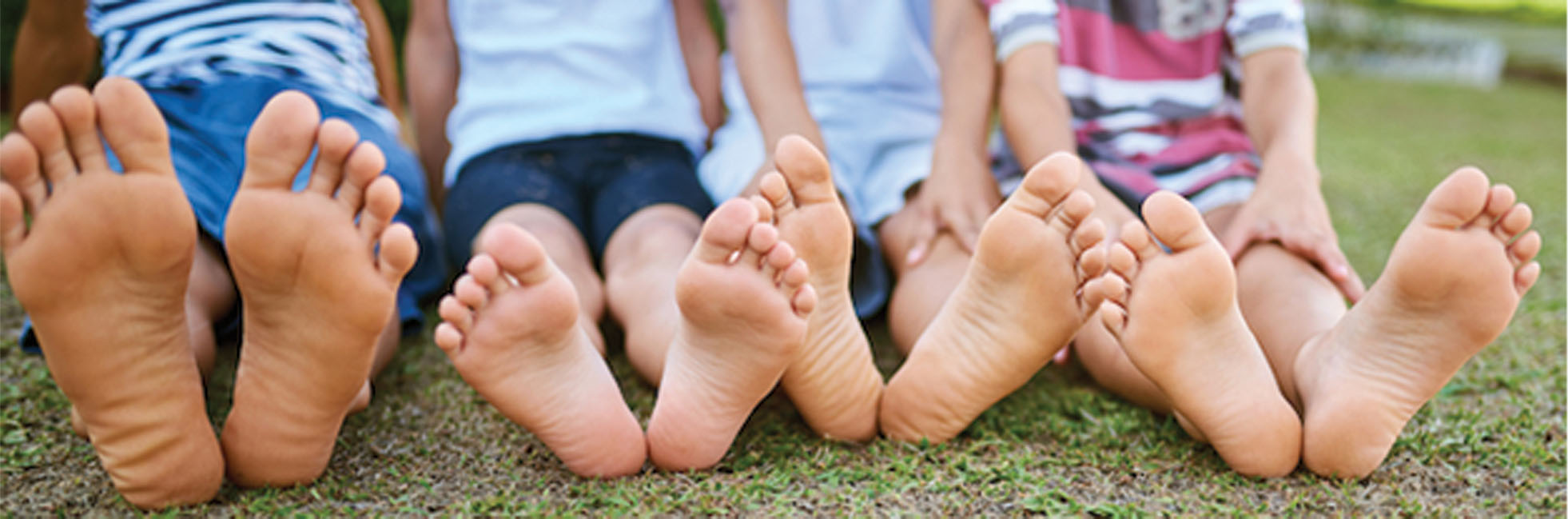 Going barefoot? Beware!
