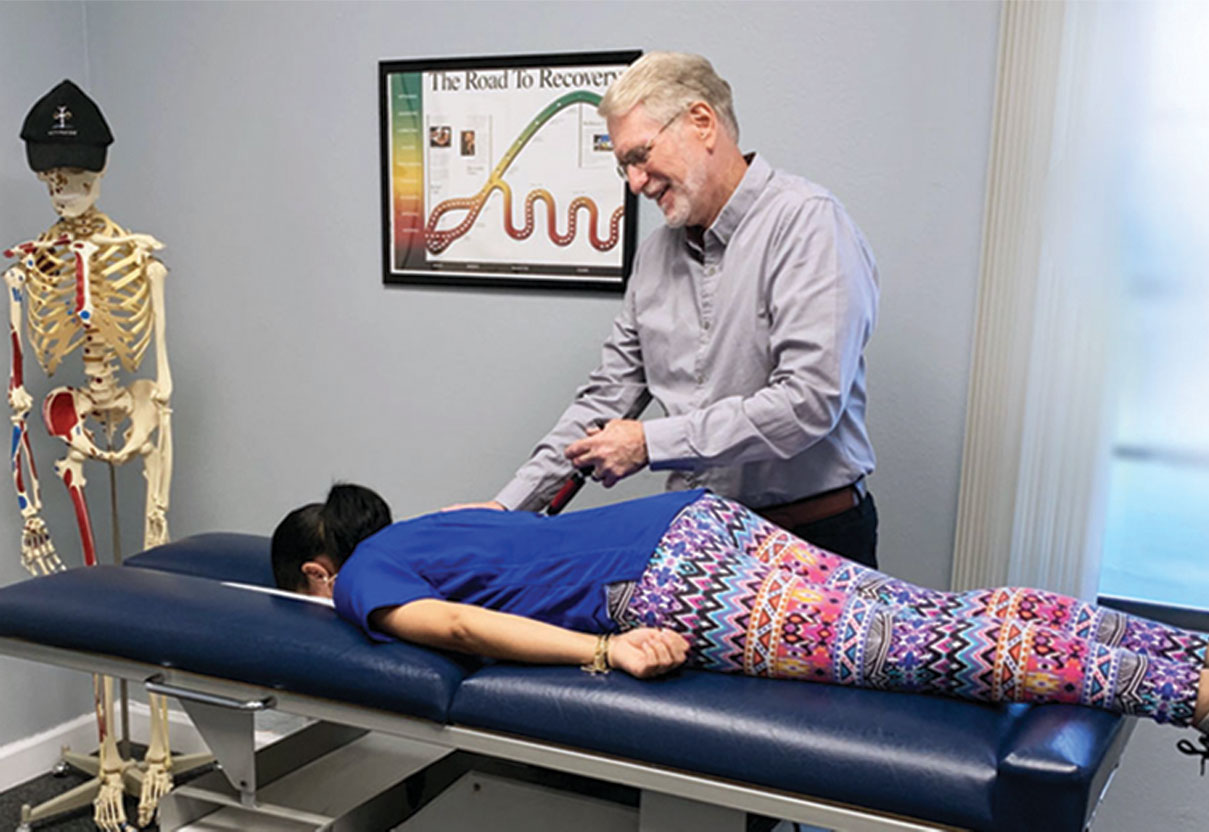 Non-invasive treatment FOR CHRONIC PAIN