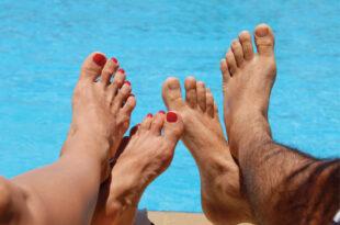Keep your feet healthy